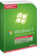 Программное обеспечение операционная система Microsoft Windows 7 Домашняя расширенная