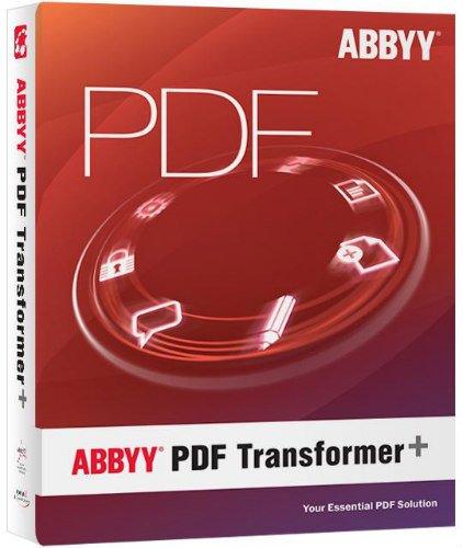 ABBYY PDF Transformer+ (коробка) New