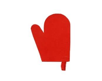 Аксессуар из фетра рукавица