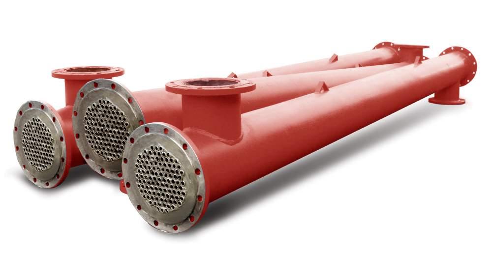 Трубчатые теплообменник водоводяной теплообменник обозначение на схеме
