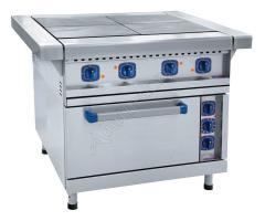 Electric stove 4 konforochny Abat EP-4ZhSh Art.