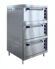 Abat ShZhE-3 cabinet oven three-section