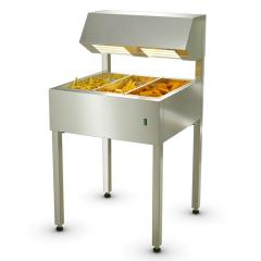 Food warmer for MF-655/3 French fries