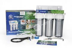 Filters for mechanical water purification,