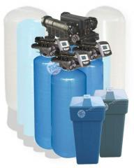 Systems of cleaning of filters automatic,