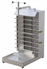 Установка для шаурмы газовая Шаурма-2 М-Э