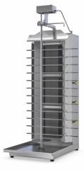 Установка для шаурмы газовая Шаурма - 2 3М с электроприводом