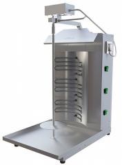 Установка для шаурмы электрическая Шаурма - 3 Эл М