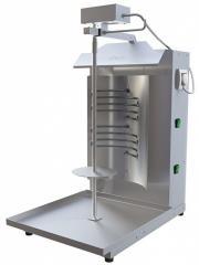 Installation for shawarma electric Shawarma - 2 Al