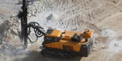 JD-1500GTR hydraulic drilling rig