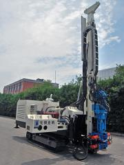 Ultrasonic YGL-S100 drilling rig