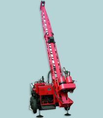 Hydraulic unit of core drilling YDX-1200