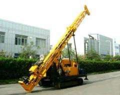 Hydraulic unit of core drilling YDX-600