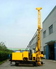 Hydraulic unit of core drilling YDX-300