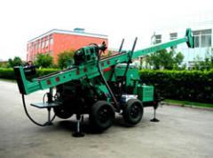 Hydraulic unit of core drilling YDX-200