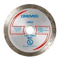 Circle Diamond Detachable Dremel® DSM20 For a tile