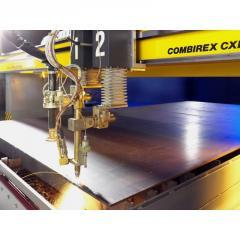 Портальная резка металла COMBIREX DX