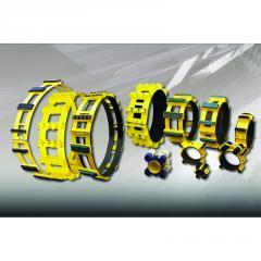 Комплектующие к трубопроводному транспорту