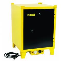 Шкаф для сушки и хранения электродов SK 40