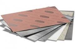 Листовой прокладочный материал МГ140