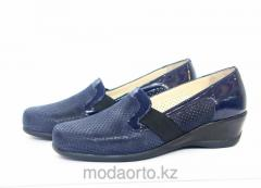 Туфли женские Леди Комфорт 7296 Леди Комфорт синий