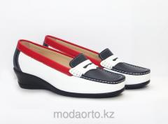 Мокасины Lady Comfort 171 Lady Comfort красн.
