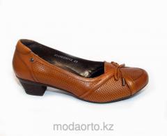 Туфли на широкую ногу с косточкой 32713 Forelli