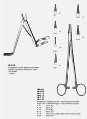 Needle holder all-surgical I-181
