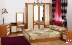 Спальня Ким Ратан Ольха Ратан Орех
