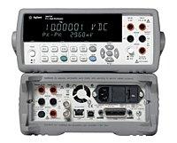 Agilent 34411A voltmeter