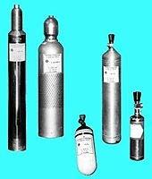 Testing Gas Mixture