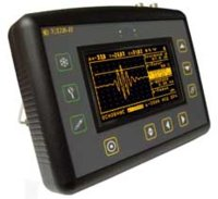 The ultrasonic Defectoscope With Function of Full