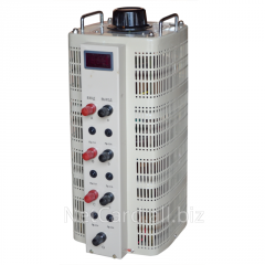 Laboratory Tdgc2-15 autotransformer