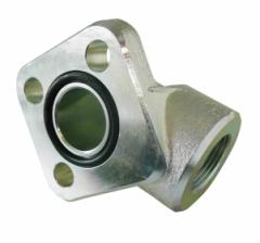 Фланец угловой - SAE F.S 308-GAS G-U, G2