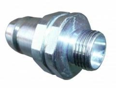 Быстроразрывная муфта DN13-M26x1,5-18L-MALE