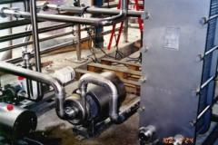 Installation of equipment and pipelines