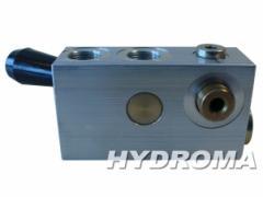 Клапан VSO-SE-FCV-DL-D, opening pressure 1,6 bar,