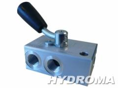 Клапан VSO-SE-DL-R-D, opening pressure 1,6 bar,