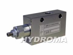 Valve brake, 30 series of A-VBSO-SE-30-14-35-B,