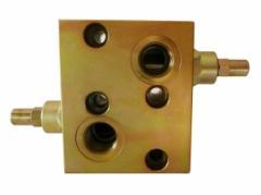 Клапан тормозной односторонний VBCDF 1/2 SE OMP/OMR SF, max. 50 l/min., max. 350 bar, pilot ratio 1:4,5