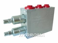 Клапан предохранительный VEP12-1220031101(180-350bar), ALUM. BODY