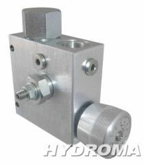 Expense regulator trilinear VRFC3-VS10-M-12-A, G