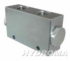 Делитель потока стальной тип В A-DRF16-38-08-B,