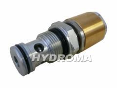 Клапан  с пневмоуправление 2/2 - картридж VPI-8A-2T-09-NA-S, max. 70 l/min., min. cca 5 l/min., 350 bar, pneu 4-15 bar