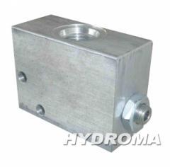 Плита гидравлическая алюминевая - CAVITY 018...