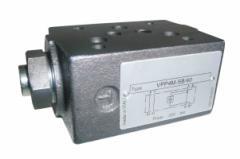 Гидрозамок VPP4M-SB/40, max. 65 l/min., max. 320