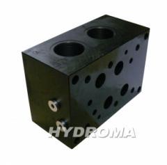 Плита монтажная PME07-AL6G/10