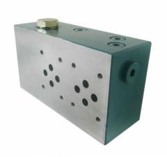 Плита гидравлическая PDT-181/2-VM7-1/2-SERIE N