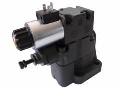 Клапан предохрохранительный с электрической