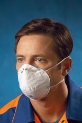 Респиратор 8101 3М от пыли и дыма